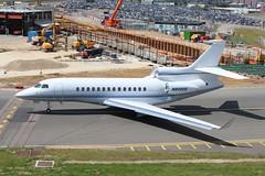 N8000E Dassault Falcon 7X