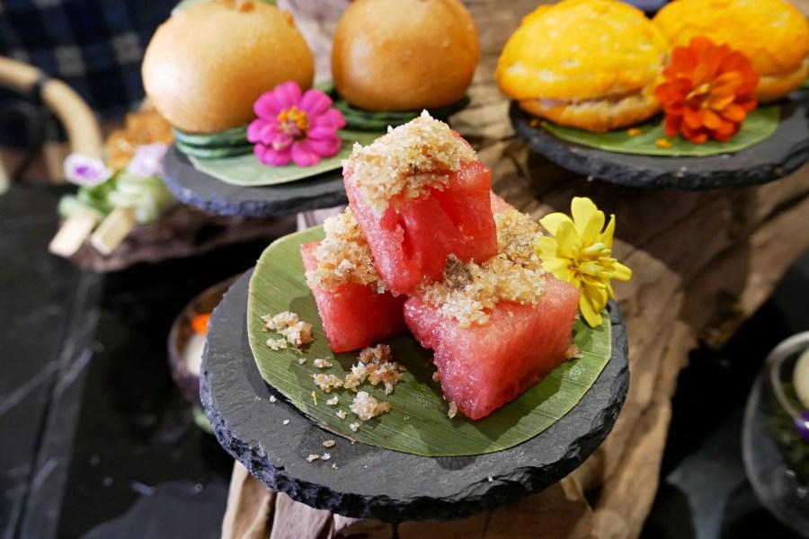[曼谷美食]泰國知名SPA推出Divana ForRest Cafe|仙氣飄飄森林系貴婦下午茶~Central World百貨2樓 @VIVIYU小世界
