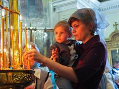 Праздник Боголюбской иконы Божией Матери в деревне Павлино