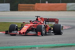 Test f1 Montmelo_2019