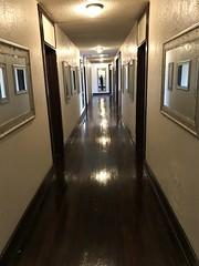 Upstairs Hallway at the Hotel Cassadaga