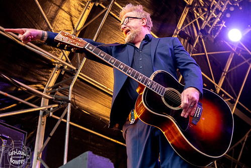 Flogging Molly at 2000 Trees 2019 Friday Main Stage