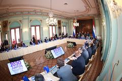 Reunión sobre presentación de la Candidatura conjunta al mundial 2030