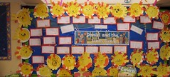Rainbow Class Work - Daniel and the Lions Den