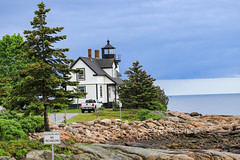 Prospect Harbor Lighthouse, Maine