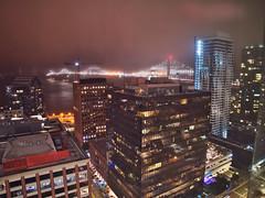 Foggy August night in San Francisco