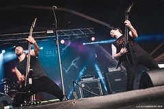 20190810 - Infraktor   Festival Vagos Metal Fest @ Quinta do Ega