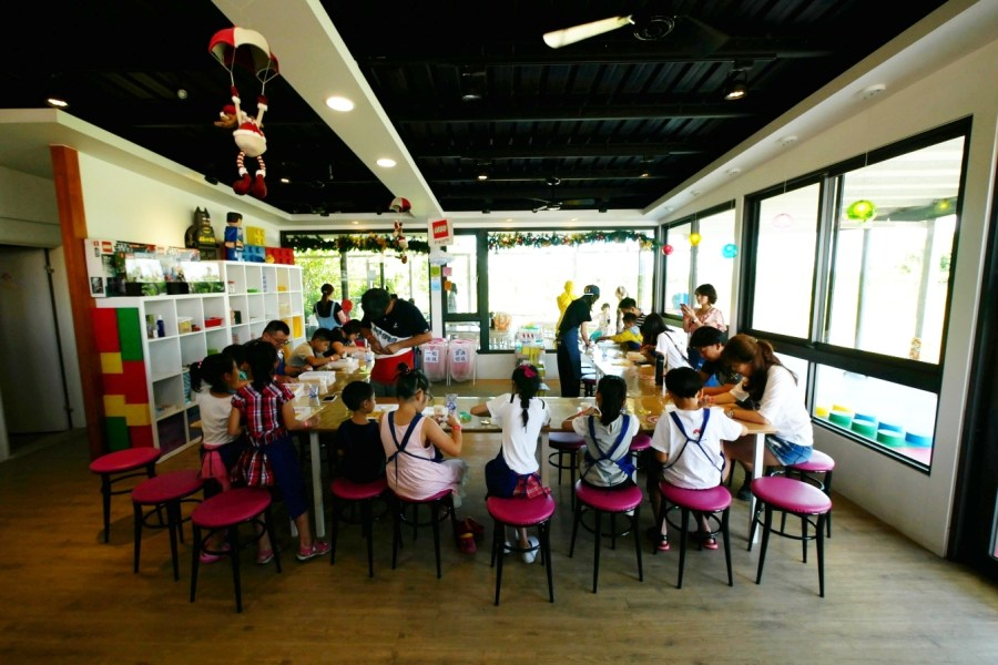 [宜蘭旅遊]樂去。玩的瘋 Let's Go Wonderful 體驗館|樂高大師的祕密基地~3款積木體驗課程.親子旅遊新景點 @VIVIYU小世界