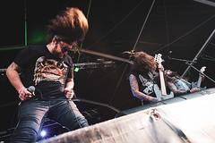 20190811 - Iron Reagan | Festival Vagos Metal Fest @ Quinta do Ega