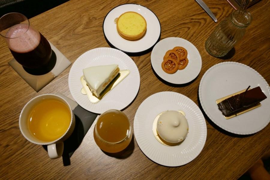 (關門大吉)[嘉義美食]infusion。蛋糕、紅茶專賣店|屬於嘉義東區悠閒的下午茶時光 @VIVIYU小世界