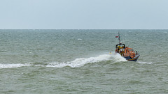 RNLI Eastbourne Lifeboat