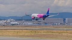 HA-LXG: Wizz Air Airbus A321