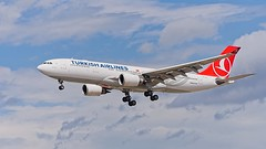 TC-JND: Turkish Airlines Airbus A330-200