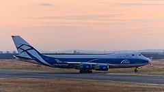G-CLAE: Cargologicair Boeing B747-400