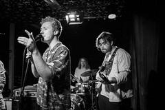 Honey Nothings @ The Hideaway Bar, Sydney, 24th Aug 2019