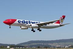 HB-JHR, Airbus A330-343, Edelweiss Air