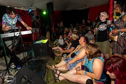 Samantics at Watchet Festival 2019