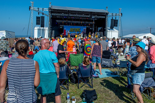 people & scenes at Watchet Festival 2019
