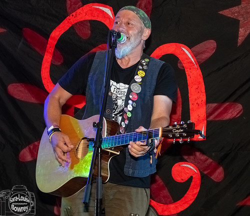 Brian Stone at Watchet Festival 2019