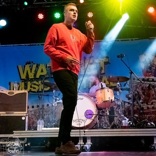 Reverend & The Makers at Watchet Festival 2019