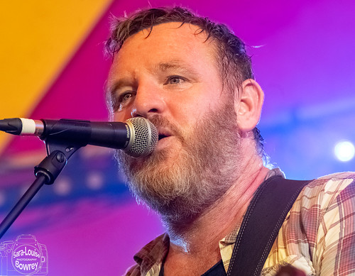 Nick Parker & The False Alarms at Watchet Festival 2019
