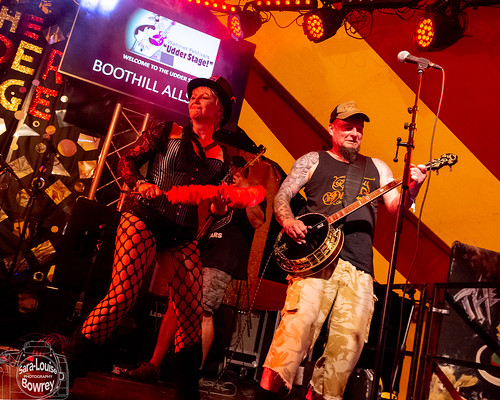 Boothill Allstars at Watchet Festival 2019