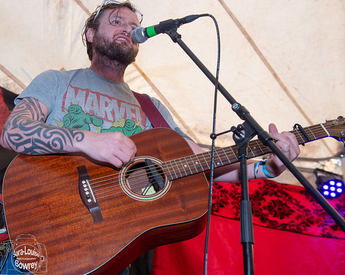 Jake Martin at Watchet Festival 2019
