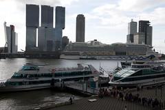 Cité verticale et cité flottante