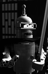 MOC: Darth Bender