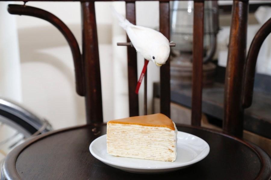 [林口美食]機捷A9林口站|理想店舖|理想大地渡假飯店烘焙坊.招牌蜂巢糕~可線上訂購.不定時推出新品切片蛋糕(文末抽出五個蛋糕好禮) @VIVIYU小世界