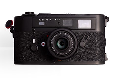 Leica M5 mit Summarit 35 mm f/2,5