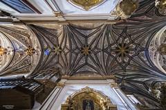 Techos Monasterio de Tejeda