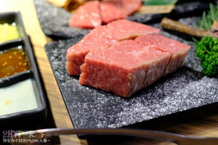 48901097276 d65ac59be0 c - 熱血採訪│經過都不確定有沒有營業的神秘燒肉店,大股熟成燒肉專門還有整面販賣機牆可以喝起來!