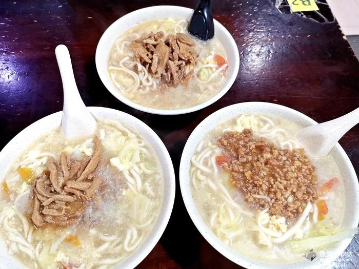 【臺北中正】龍記搶鍋麵│巷子內的40年好味道 – 魚樂分享誌