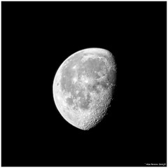 The Gibbous Moon