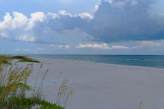Gulf Island National Seashore Storm Inbound