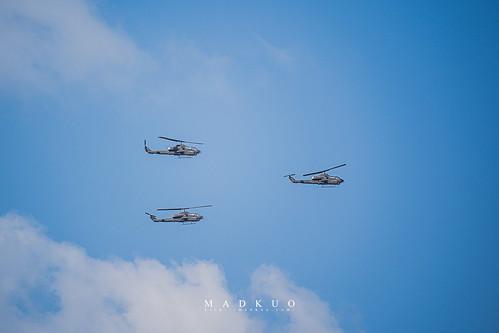 2019國慶眼鏡蛇攻擊直升機