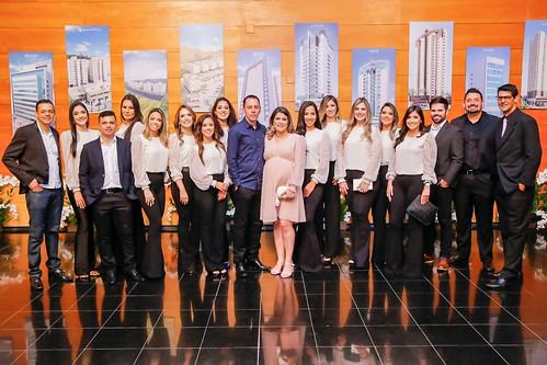 Equipe de vendas da WR Construtora, sobe o comando de Wanderson Dias