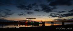 Day 295: Breydon Bridge Sunset.