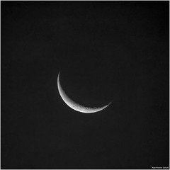 The Old Crescent Moon