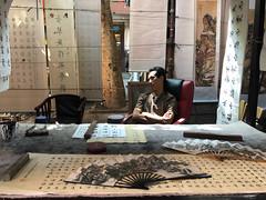 Artists market of Xi'An