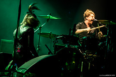 20191025 - Blood Red Shoes @ Campo Pequeno