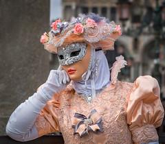 Masquerade Character