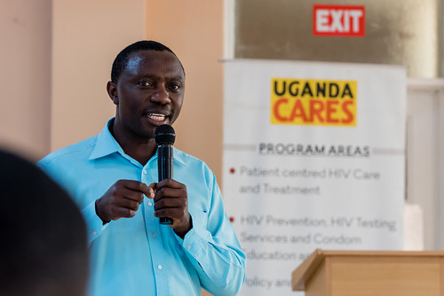 Uganda University Debate on HIV Prevention