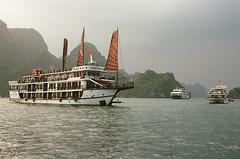 Vietnam (2019) - Halong bay