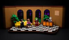 """Live! With Murray Franklin Studio"" (Joker)"