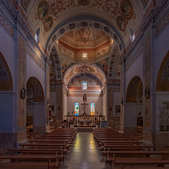 Chiesa San Giovanni Battista, Siniscola, Sardegna