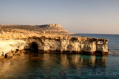 Sea Caves, Cave Greco - Cyprus