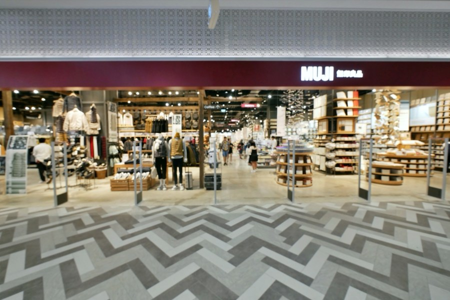 [曼谷景點]Samyan Mitrtown|曼谷最新購物中心~24小時營業Big C.地鐵Sam Yan站 @VIVIYU小世界