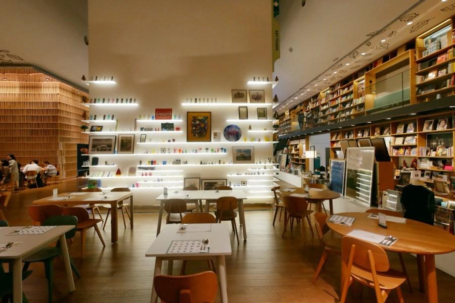 CENTRAL EMBASSY,Paris Mikki,文青書店,曼谷書店,曼谷法式甜點,曼谷甜點,曼谷美食,泰國旅遊,泰國美食,網美甜點,網美餐廳 @VIVIYU小世界